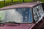 Спальные районы напоминают автосвалки: Фоторепортаж