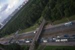 Водители попали в пробки из-за королевы Дании: Фоторепортаж