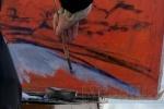 Фоторепортаж: «Художники встали на защиту Никольского рынка»
