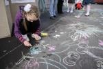 В День знаний у «Пионерской» выступали таланты: Фоторепортаж