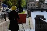 Художники встали на защиту Никольского рынка: Фоторепортаж