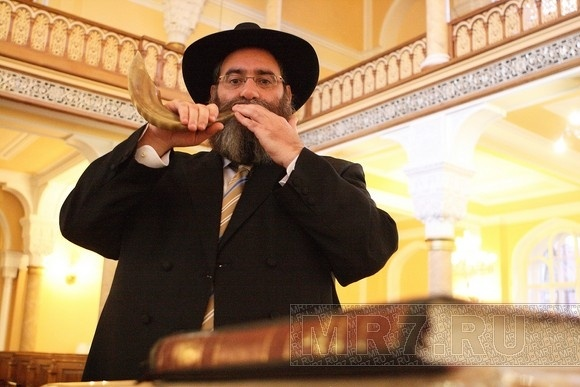 Рош Ашана в синагоге: фоторепортаж: Фото