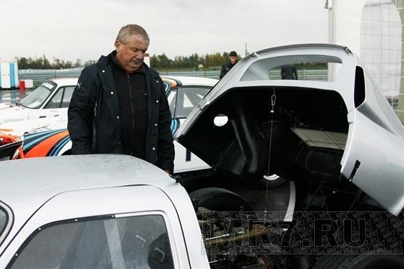 Porsche отмечает свое 10-летие в России: Фото