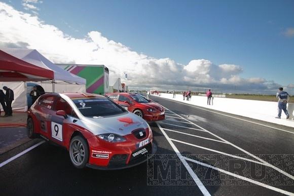 Кольцевые гонки в Шушарах: фоторепортаж: Фото