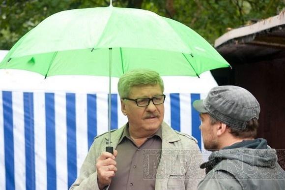 В Ольгино снимают новый телесериал «Виктория»: Фото