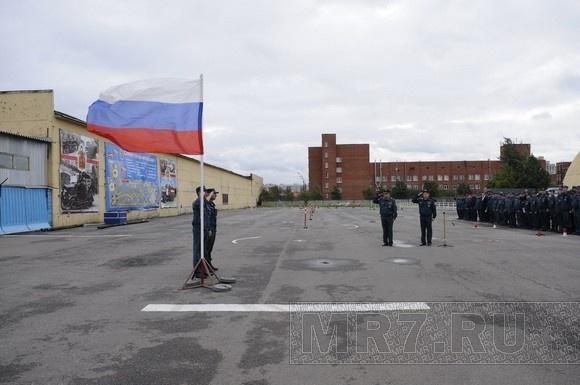 Петербургские пожарные продемонстрировали свое мастерство: Фото