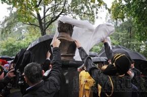В Петербурге открыли памятник предпринимателю и меценату Дмитрию Бенардаки