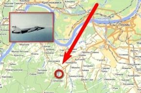 МиГ-31 в Пермском крае упал из-за отказа техники