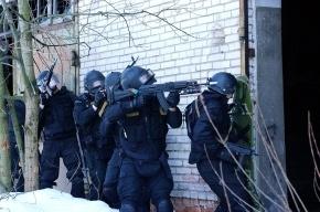 В центре Петербурга идут антитеррористические учения