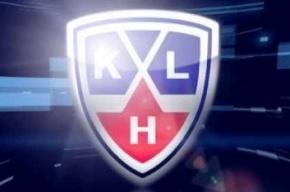 Старт КХЛ отложен на 5 дней