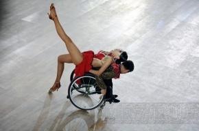 Танцоры на колясках разыграли «Кубок Континентов»