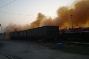 Облако украинского брома в Челябинске отравило более 30 человек