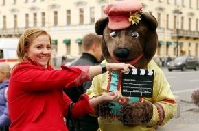Люди и медведи Петербурга в новом проекте Алексея Учителя