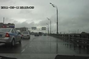 «Седан, отвали»: уволен гаишник, грубивший водителю