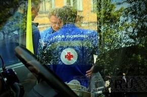 На Володарском мосту «Мерседес» столкнулся с КАМАЗом: трое погибли