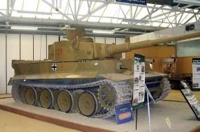 Губернатора Петербурга просят запретить продажи модели танка «Тигр»