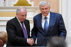 Медведев снял с должности Полтавченко и Клебанова