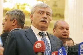 Полтавченко: У жилищников не будет новогодних каникул