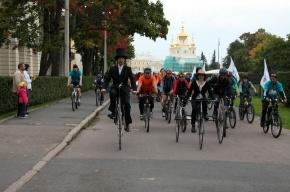 На Императорском велофестивале в Петергофе покажут вековую эволюцию велосипеда