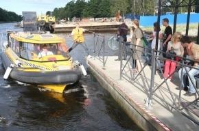 Судьба речных такси «аквабусов» на Неве под вопросом