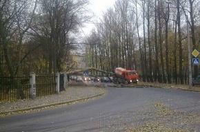 В Петербурге ожидается штормовой ветер