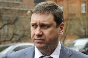 Константин Желудков ушел с поста главы Петроградского района