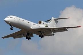 У компании «Як Сервис»  нашли самолет со старым двигателем