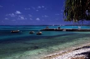Россия установила отношения с Тувалу