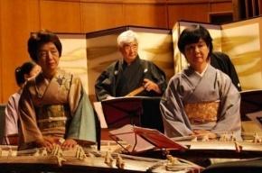 Сегодня в Петербурге открывается выставка японских музыкальных инструментов