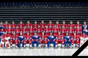 Сегодня в Ярославле прощаются с погибшими в катастрофе Як-42 хоккеистами