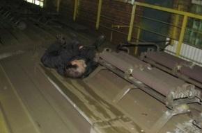 Фотолюбителя убило током на крыше электрички