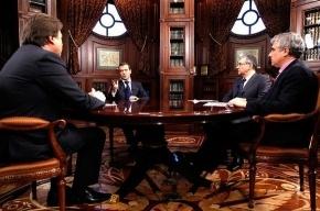 Медведев объяснил, почему он сам не пошел на второй срок
