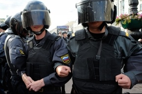 Полиция считает участников акций «Стратегии 31» экстремистами