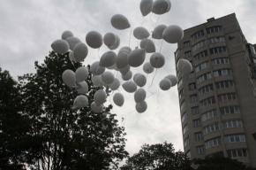 Петербургские школьники почтили память детей Беслана