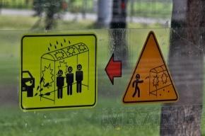 Чему учит петербуржцев новая социальная реклама на остановках