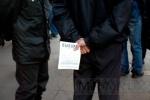 У Гостиного двора устроили акцию оппозиционеры: Фоторепортаж