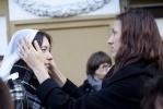 Фоторепортаж: «Нечетную сторону Невского очистили от суеверий (фото)»