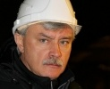 Полтавченко спустился в коллектор (ФОТО): Фоторепортаж