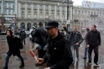 Фоторепортаж: «На Невском митинговала «Другая Россия» (фото)»