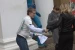 По Петербургу пролетели «Ангелы добра»: Фоторепортаж
