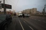 Фоторепортаж: «ДТП с маршруткой на проспекте Энгельса. Фоторепортаж»