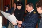 Барк «Седов» принимает гостей: фоторепортаж: Фоторепортаж