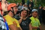 Фоторепортаж: «На Поклонной горе соревновались велосипедисты-экстремалы (фоторепортаж)»