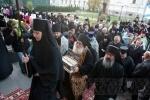 Пояс Богородицы в Новодевичьем монастыре: фоторепортаж: Фоторепортаж