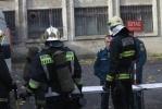 Фоторепортаж: «Пожар на Мориса Тореза потушили»