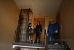В Купчино выселили злостную неплательщицу: Фоторепортаж