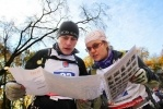 Искатели городских приключений провели Urban Race: Фоторепортаж