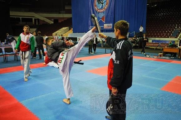 В Петербурге прошел фестиваль боевых искусств (фото): Фото