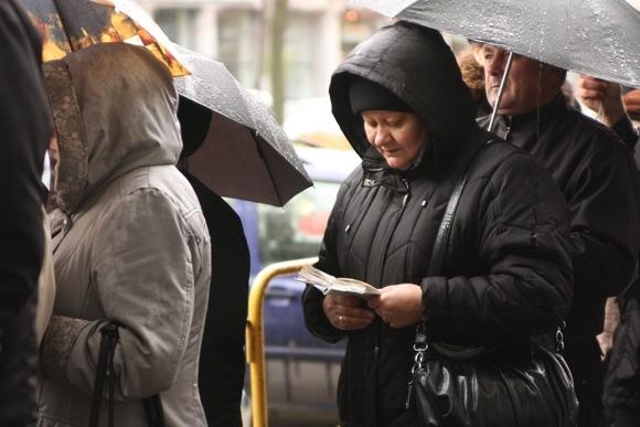 Зачем петербуржцы идут к Поясу Богородицы: Фото