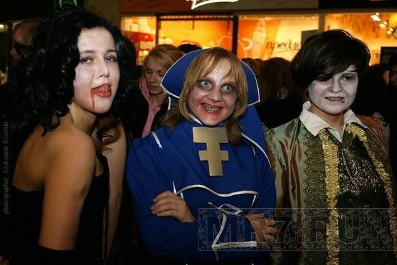 Зомби, вампиры и ведьмы станцевали в «Стокманне» (фото): Фото